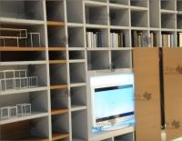 <p> Стеллажный шкаф в офис,кабинет.</p>