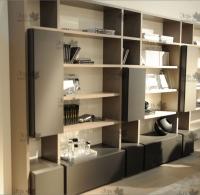 <p> Открытый шкаф стеллаж в гостиную.</p>