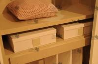 <p> Элемент наполнения шкафа внутри.</p>