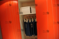 <p> Компланарная система шкафа купе,пример наполнения внутри шкафа.</p>
