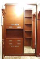 <p> Встроенный шкаф в прихожую.</p>
