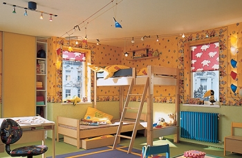 Шкафы купе для детской